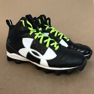 Under Armour Crusher Football Cleats Sz 9